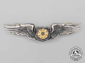 A Royal Thai Army Air Force Pilot Badge