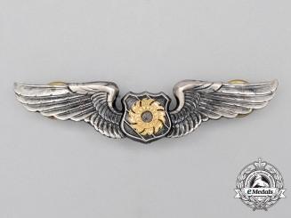 A Royal Thai Army Air Force Pilot Badge