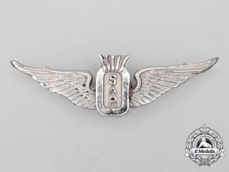 A Vietnam Era Army Aviation Helicopter Search and Rescue (SAR) Badge