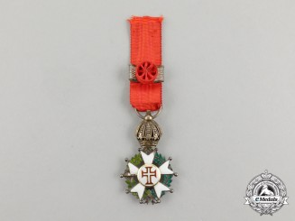 A Very Rare Brazilian Imperial Order of Christ, Knight's Cross, c. 1850