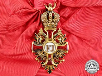 An Order of Franz Joseph, Grand Cross