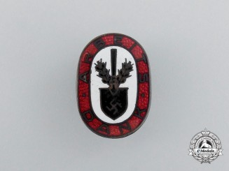 "A Third Reich Period German RAD ""Arbeitsdank/Labour Application"" Stick Pin"