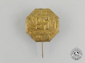 A 1935 Reichs Thanksgiving Festival Badge