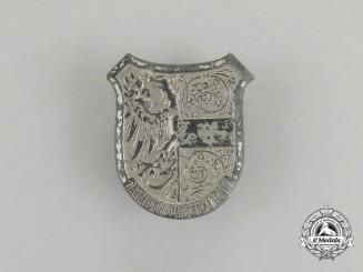 A 1939/40 WHW (Winter Relief of the German People) Garmisch-Partenkirchen Donation Badge