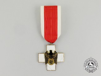 A Third Class German Social Welfare Decoration