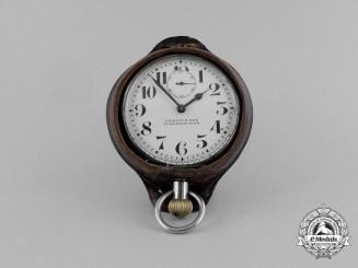 A First War German Pilot's Pocket Watch by F.W. Kreis