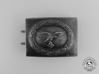 A 1940 Pattern Luftwaffe EM/NCO's Standard Issue Belt Buckle