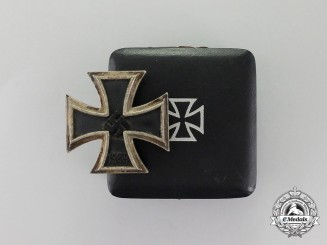 An Iron Cross 1939 First Class in its Case of Issue