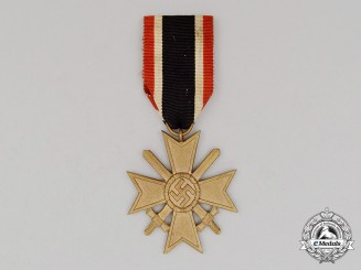 A War Merit Cross Second Class with Swords