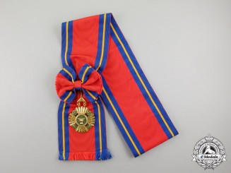 A Cambodian Royal Order of Sahametrei, Grand Cross