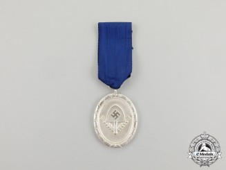 A German RAD (National Labour Service) Long Service Award; 3rd Class