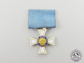 A Prussian Order of the Crown Third Class: Miniature Version