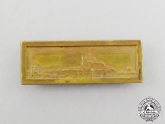 A Third Reich Period Commemorative Sudetenland Prague Medal Bar