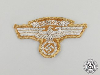 A NSKK Sleeve Eagle