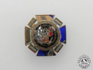 A 1941-1943 Commemorative German/Finnish North Front Badge