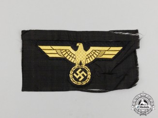 An Unissued Third Reich Period German Reichsbahn Breast Eagle