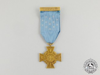 United States. A Navy Medal of Honor (AKA Tiffany Cross), Type VII (1927-1942)