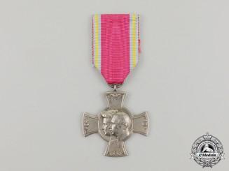 A Mecklenburg-Schwerin Friedrich-Franz Alexandra Cross