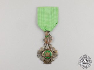A Cambodian Royal Order of Sowathara; Knight