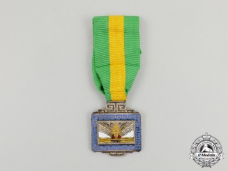 An Annam Order of Agricultural Merit, Knight