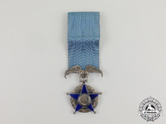 A Chilean Order of Merit; Knight