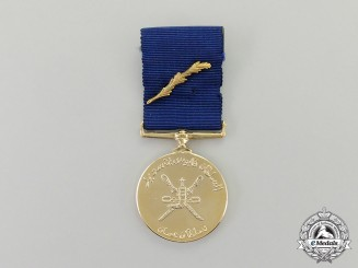 A Spink-Made Oman Sultan of Oman's Commendation Medal (Midal ut-Tawsit)