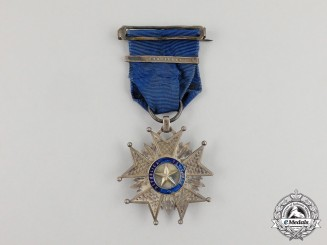 A Chilean Star for the Lima Campaign 1881; 3rd Class for Enlisted Men