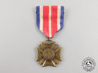 An American Veterans of Foreign Wars Medal