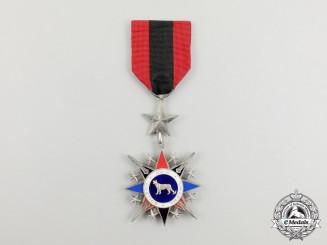 A Democratic Republic of the Congo Order of the Leopard, Knight, Civil