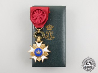 A Belgian Order of the Crown, Officer by JULES HEREMANS Sr SCHAERBEEK