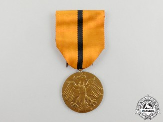 Czechoslovakia. An 8th Rifle Regiment Commemorative Medal 1947