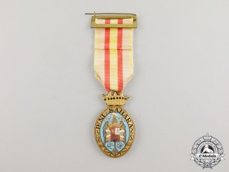 A Spanish 1958 Campaign Medal for the Ifni and the Sahara