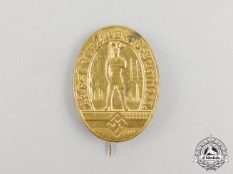 A 1933 1st Festival of Youths Badge