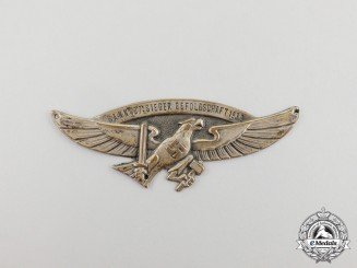 A 1939 HJ Bann 427 Sports Competition Victor Sleeve Insignia