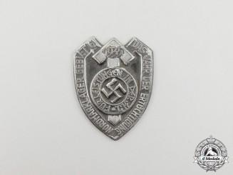 A 1935 HJ Region 6 Nordmark Sports Camp Badge