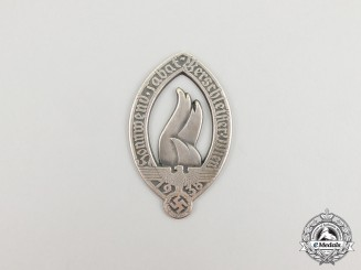 A 1938 Vienna Summer Solstice Celebration Badge