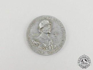 """A 1939/40 WHW """"Germany's Fight for Peace against the Treaty of Versailles"""" Donation Coin"""