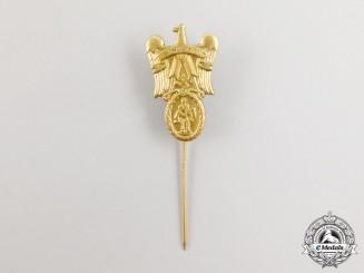 A Third Reich Period Lifesaving Association Stick Pin