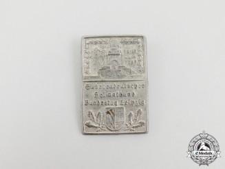 A 1933 Sudeten German Homeland Association Day in Leipzig Badge