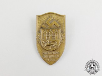 A 1932 Day of A.H Celebration Badge
