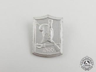 An Third Reich Period 1800 Regimental Anniversary Badge