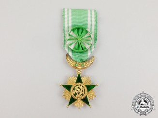 France, Colonial. An Order of the Star of Grand Comoro, Officer, 2nd type, c.1910