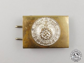 A Third Reich Period NSDAP Youth Belt Buckle