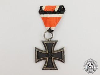 An Iron Cross 1939 Second Class on Austrian Ribbon