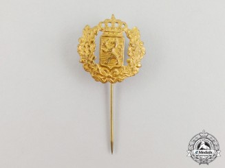 A First War Imperial Bavarian Patriotic Stick Pin