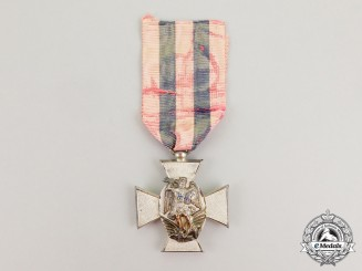 A Royal Bavarian Royal Merit Order of St. Michael; Merit Cross (1887-1918)