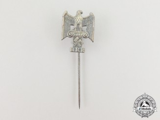 A Third Reich Period RKK (Reich's Chamber of Culture) Membership Stick Pin