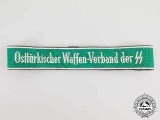 A Mint Osttürkische Waffen-Verband of the SS Cufftitle