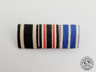 A First War German Honour Legion Medal Ribbon Bar Grouping