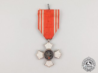 A Japanese Red Cross Order of Merit